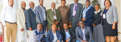 """University-Industry Linkage for African Universities"" Training Workshop Conducted"