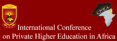 International Conference on Private Higher Educaion in Africa
