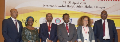 High-level Leadership Symposium for Ethiopian University Leaders